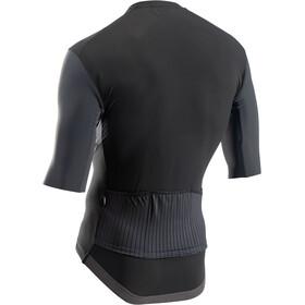Northwave Extreme Short Sleeve Jersey Men, czarny/szary